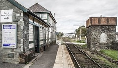 Any last requests? (Blaydon52C) Tags: foxfield station cumbria cumbrian coast furness railway signal box sempahores buildings lake district cumberland lancashire