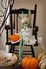 Jade's Halloween (meggybjd) Tags: doll chateau bjd balljointed green skin fiona dcfiona dc legit halloween anthro rabbit bunny fantasy
