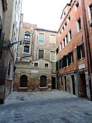 Corte Licini o del Piombo, Venice