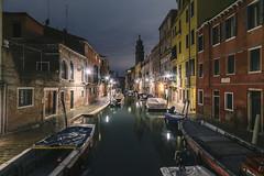 (matdur69) Tags: matdur matdur69 venezia venice water nightshot night