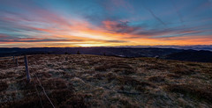 Belchen Sonnenaufgang #7 (Michael-Herrmann) Tags: nikon d500 black forest schwarzwald belchen mountain berg view morning sunrise colors autumn colorful alps