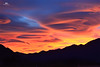 Nubi lenticolari Tramonto ticino (Photo by Lele) Tags: tramonto ticino nubi lenticolari locarno sunset