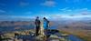 Ben Lomond 2017 Oct-1 (Bigfreddieboy) Tags: 2017 benlomond fred fredyvonne hillwalking lochlomond mountains oct2017 october scotland walking yvonne
