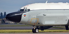 USAF United States Air Force Boeing RC-135V Rivet Joint 64-4846 (James L Taylor) Tags: usaf united states air force boeing rc135v rivet joint 644846 raf mildenhall 19917