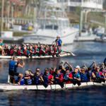 Canoe Race  Two Boats 0207a.jpg thumbnail