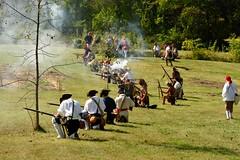 DSC_5049 (Mark Morello) Tags: rogersisland fortedward newyork frenchandindian encampment battle majrobertrogers british french indians usa