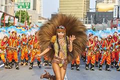 SAMBA SAMBA SAMBA (PHOTOGRAPHYSUAT) Tags: sanba street festival fun colors colorful boys girls nikon 2470mm bando dancer shoes google sky orange blue yellow people stones harmony asakusa d4 amazing party