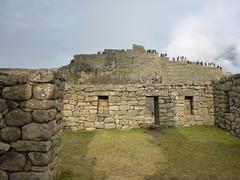 Machu Picchu (VreSko) Tags: hike hiking backpacking peru südamerika trail trek trekking senderismo wandern wanderung berg mountain montana landscape landschaft nebel fog machupicchu