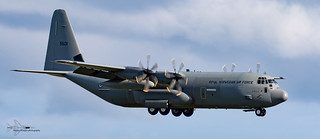 Royal Norwegian Air Force Lockheed Martin C-130J Super Hercules