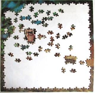 Tiger - Safari-Puzzle von Jaymar