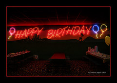 HAPPY BIRTHDAY LAYLA (Peter Camyre) Tags: happy birthday neon sign ef2470mmf28liiusm petercamyre petercamyrephotography canoneos5dmarkiii birthdayparty party celebration neonsign