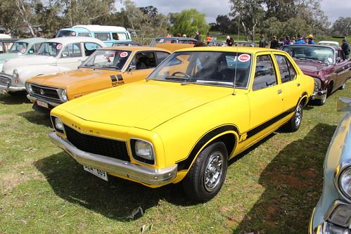 1975 Holden LH Torana G-Pac Sedan