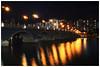 Shing Mun River, Shatin Hong Kong (Alice 2018) Tags: hongkong ilce6000 sony a6000 sonya6000 sonysel1670zcarlzeissvariotessart tessar zeiss carlzeiss night arch water dark lamp light 2017 autumn city river bridge reflection asia longexposure autofocus aatvl01 aatvl02 favorites150 3000v120f aatvl03 aatvl04 aatvl05