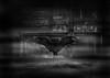 Mothman at the TNT Factory (mysteries illustrated) Tags: tntsite johnkeel pointpleasant mothman