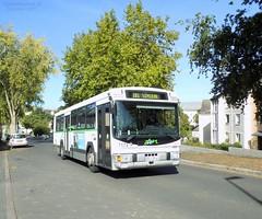 Renault PR 112 n°7173 (ChristopherSNCF56) Tags: renault pr112 bus tan cta 101 coueron transport urbain scolaire
