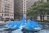 Dance (ancientlives) Tags: chicago illinois il usa travel fountain waters blue downtown loop towers buildings architecture skyscrapers skyline walking streetphotography daleycenter saturday october 2017 autumn city