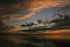 Закат (i_am_your_soul) Tags: закат северная двина