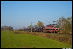 Captrain 1619, Rijssen 09-04-2017 (Henk Zwoferink) Tags: rijssen overijssel nederland nl captrain raillogix rrl rlx ct henk zwoferink 1619 gefco psa