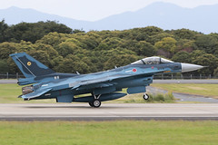 Mitsubishi F-2A 13-8515 '515' 6 Hikotai (Mark McEwan) Tags: mitsubishi f2a 138515 6hikotai jasdf japan japanairselfdefenseforce hyakuri ibaraki fighter military aviation aircraft airplane