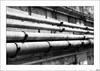 ¿Canales de comunicación? (V- strom) Tags: blanconegro blackwhite arquitectura arquitecture viaje travel portugal braga concepto concept nikon nikon2470 nikon50mm nikon105mm metal metali texturas textures