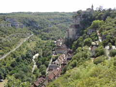 ROCAMADOUR 2 (ERIC STANISLAS 54 off until 24.05) Tags: rocamadour lot occitanie hautquercy alzou pelerinage sanctuaires flickr landscape viergenoire saintamadour