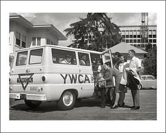 Vehicle Collection (8423) - Dodge (Steve Given) Tags: workingvehicle automobile dodge van 1960s ywca