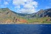 Kalalau Valley (Mike Sirotin) Tags: usa landscape pacificocean water napalicoaststatepark hawaii napalicoast trees nature kaui nāpalicoast nāpalicoaststatepark cliffs rainforest green kauaʻi lush kalalauvalley valley