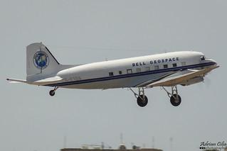 Bell Geospace --- Douglas DC-3 Basler BT-67 --- C-FTGX