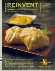 scan0464 (Eudaemonius) Tags: food arts 200712 raw 20171027 eudaemonius bluemarblebounty recipe recipes cooking cookbook magazine
