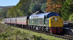 40106 (elr37418) Tags: lancashire railway 40106 uk green station east cfps