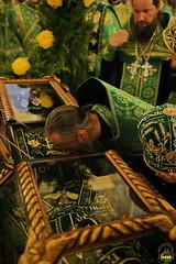77. Прп. Кукши Одесского. Всенощное бдение 29.09.2017