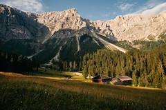 Sonnenaufgang im Villnößtal (Marcel.Roth84) Tags: fujifilm xt2 xf1655 landschaft sunrise provia südtirol villnöstal italien natur