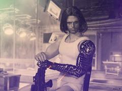 Winter Soldier (Anna_Mai) Tags: actionfigures actionfigure onesixthscale buckybarnes wintersoldier sebastianstan marvel