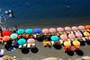 kolors (Sentieri) Tags: spiaggia beach sole sun mare sea colori colors sabbia sand ombrellone umbrella vacanze holiday sdraio deckchair relax rocce roks persone people summer estate nuotare swim nikon d700 sigma 50mm
