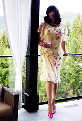 Spanish Sunshine (Isabella Ross) Tags: cd tv tg spain crossdresser transgender