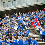 "<b>Football Game</b><br/> Homecoming Football game vs. Nebraska Wesleyan. October 7, 2017. Photo by Madie Miller.<a href=""http://farm5.static.flickr.com/4471/37484514020_fe9043ea4c_o.jpg"" title=""High res"">∝</a>"