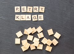 Staatsanwaltschaft erhebt Anklage gegen Frauke Petry (marcoverch) Tags: noperson keineperson business geschäft text paper papier desktop sign schild education bildung display anzeigen texture textur wood holz alphabet cube würfel symbol finance finanzen shape gestalten conceptual begrifflich abstract abstrakt commerce handel number nummer money geld animals deutschland bicycle españa auto hair cityscape family la noiretblanc