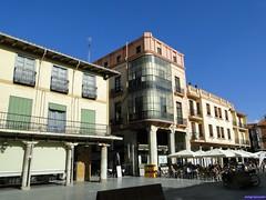 Astorga (santiagolopezpastor) Tags: espagne españa spain castillayleón león provinciadeleón maragato maragatería plaza plazamayor square