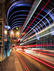Traffic lights (grbush) Tags: london towerbridge bridge city cityoflondon traffic traffictrails longexposure lighttrail sonya7 tokinaatx116prodxaf1116mmf28 night arches bus