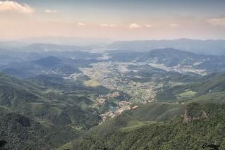 Wugongshan valley, China