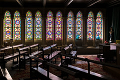 School chapel in the North of France (Jean Latteur) Tags: school chapel north france nikon d3300 35mm f18