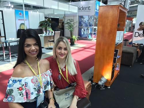 Shirley Selvati e Talita Cardoso