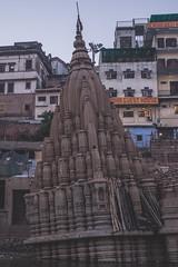 Varanasi - Ganges River - boat ghats-14