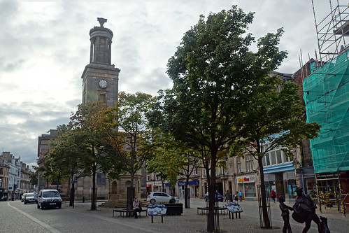 2017-08-26 09-09 Schottland 491 Elgin, High Street