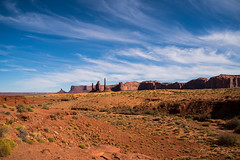 Monument Valley (rfabregatmoliner) Tags: monumentvalley utah arizona navajo navajonation unitedstates america oldwest west western landscape panoramic travel travelphotography nikon nikon750