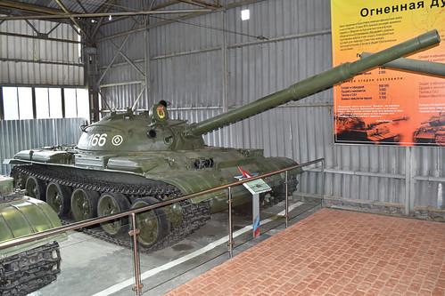 T-62 Medium Tank '166'