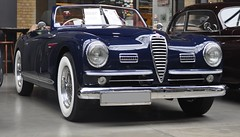 Alfa Romeo 6C 2500 Super Sport Corto Pininfarina Cabriolet I 1949 (Transaxle (alias Toprope)) Tags: 8faves 8favs 1949 milano classic classics classiccar clasico clasicos classica vintage vintagecar vintagecars antique retro auto autos amazing beauty berlin bella beautiful bellamacchina car cars coche coches carro carros toprope soul styling power powerful nikon d90 design dohc 6car 6cylinders automoviles yesterday voitures ancienne macchina italia italy italian italiana italiane italiani italiano worldcars motorama motoriginal motorizados carparazzi alfaromeo 6c 2500 ss super sport pininfarina cabriolet corto shortwheelbase swb 10favs 10faves