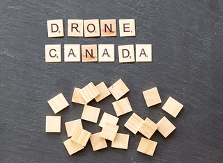 Drone hits commercial aircraft over Canada