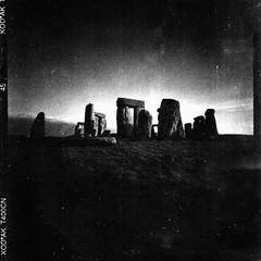 Stonehenge (danielesandri) Tags: stonehenge wiltshire england inghilterra pinhole pinkiev kodak homemade film pellicola forostenopeico
