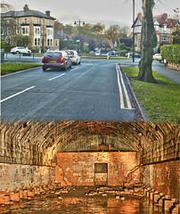 Brunswick Tunnel, Langcliffe Avenue & Park Drive, Harrogate, UK, Underground Project, 18102017, JCW1967, EOS-1Ds, HDR, OPE (6) (jcw1967) Tags: underground hidden secret historical tunnel urbex urbanexploration disusedrailway brunswicktunnel brunswick langcliffeavenue parkdrive airraidshelter harrogate hdr jcw1967 mir26b mediumformatlens kiev88c 45mm